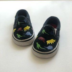 Circo Shoes - Dino Slip Ons